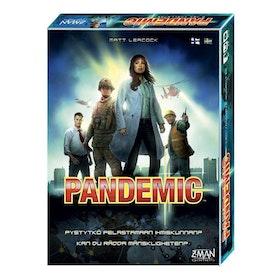 Pandemic (Revised Edition) (Svensk/Finsk)