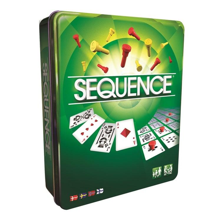 Sequence Travel - För 2 spelare (Nordic)