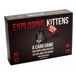 Exploding Kittens NSFW Edition (Nordisk)