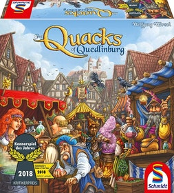 The Quacks of Quedlinburg (engelsk)