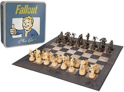 Fallout Collectors Chess Set - Schack (Plåtlåda)