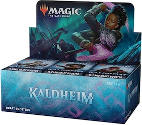 Magic The Gathering Kaldheim Display (36 boosters)