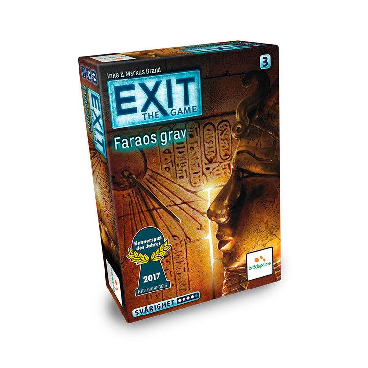 EXIT 3: Faraos Grav (SE)