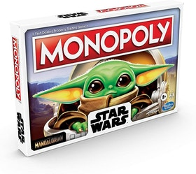 Monopoly The Child (Engelsk) - Monopol