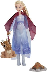 Disney Frost 2 Storytelling Fashion Doll Elsa's Campfire Friends