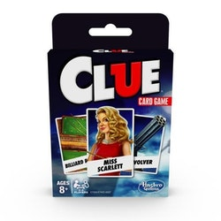 Classic Card Game Cluedo - Kortspel