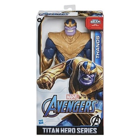 Marvel Avengers Titan Hero Deluxe Thanos