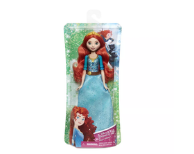Disney Princess Royal Shimmer Fashion Doll Merida - Modig