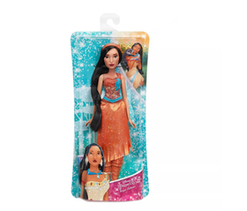 Disney Princess Royal Shimmer Fashion Doll Pocahontas