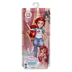 Disney Princess Comfy Squad Fashion Doll Ariel