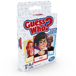 Classic Card Game - Guess Who