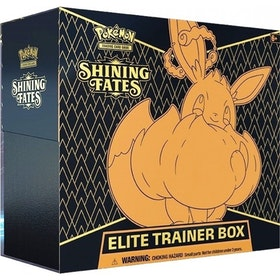 Pokemon Sword & Shield 4.5: Shining Fates Elite Trainer Box