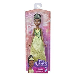 Disney Princess Royal Shimmer Fashion Doll Tiana - Prinsessan och Grodan