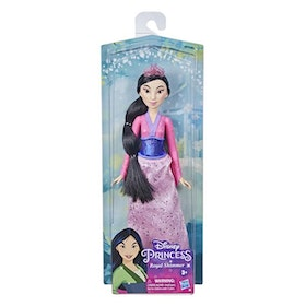 Disney Princess Royal Shimmer Fashion Doll Mulan