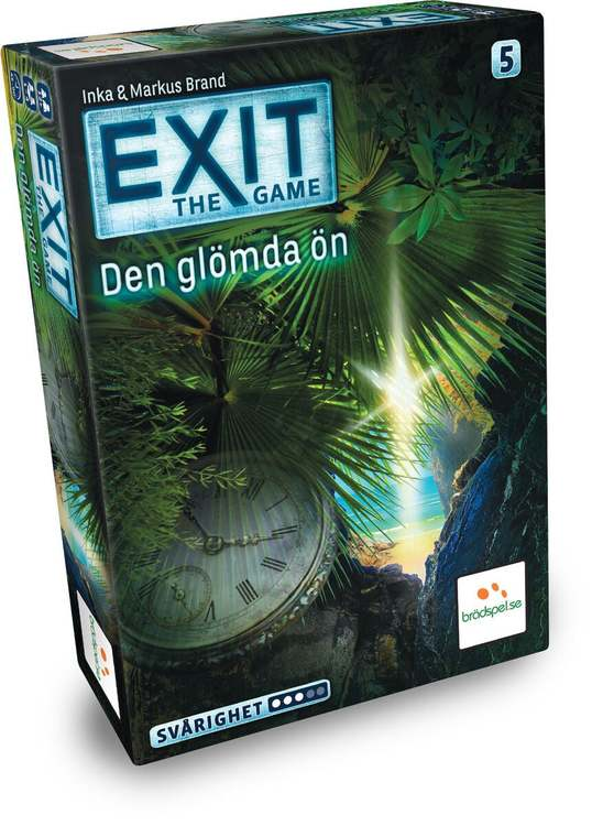 EXIT 5: Den Glömda Ön (SE)