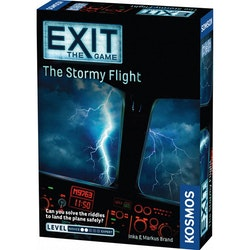 Exit: The Stormy Flight (Engelsk)
