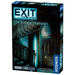 Exit: The Sinister Mansion (Engelsk)