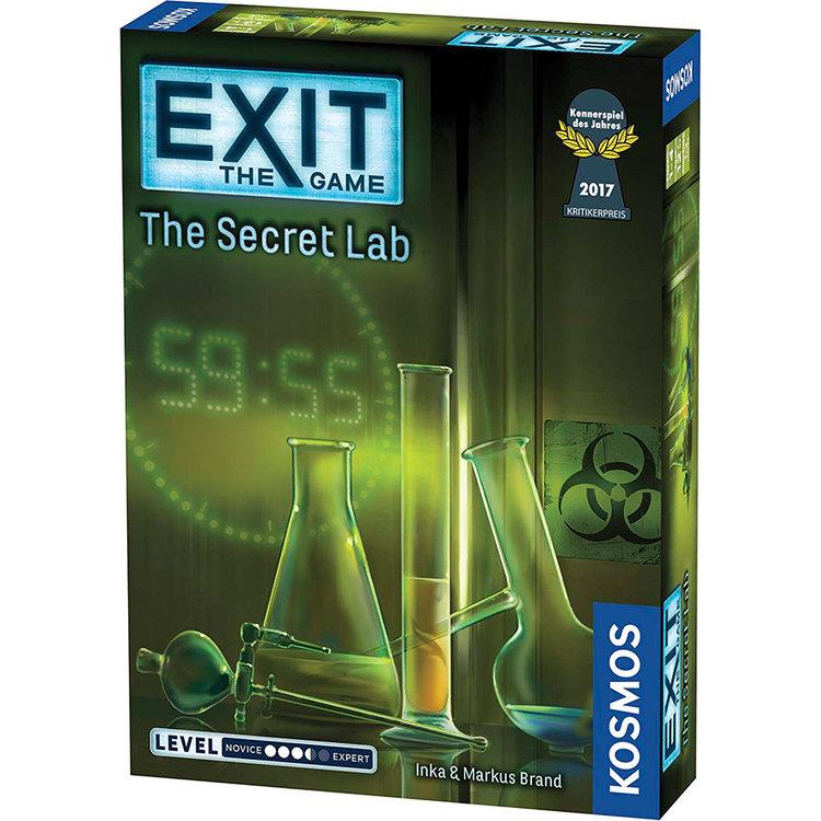 Exit: The Secret Lab (Engelsk)