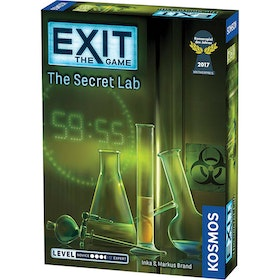 Exit: The Secret Lab (Engelsk)
