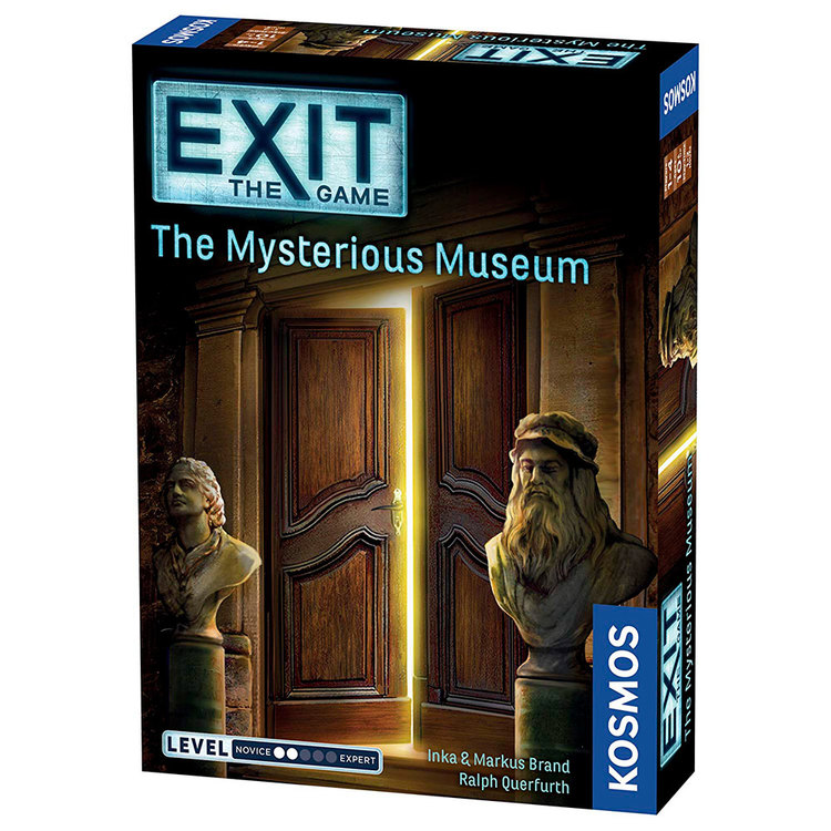 Exit: The Mysterious Museum (Engelsk)
