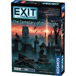 Exit 11: The Cemetery of the Knight (Engelsk)