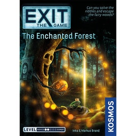 Exit 10: The Enchanted Forest (Engelsk)