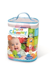 Clementoni Soft Clemmy set (24 blocks)