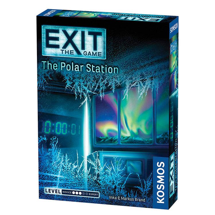 EXIT : The Polar Station (Engelsk)