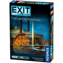 EXIT : Theft on the Mississippi (Engelsk)