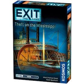 EXIT : Theft on the Mississippi (Engelsk)