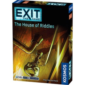 EXIT : The House of Riddles (Engelsk)