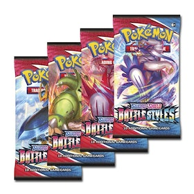Pokemon - Sword & Shield Battle Styles Booster