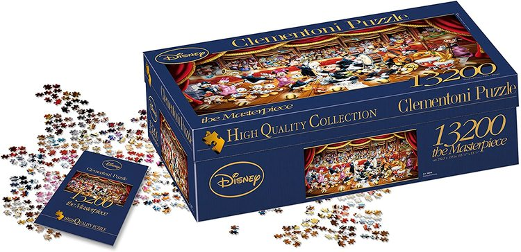 Clementoni High Quality Collection Panorama Disney Orchestra (13 200 bitar)
