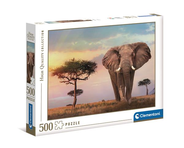 Clementoni High Quality Collection African Sunset (500-bitar)