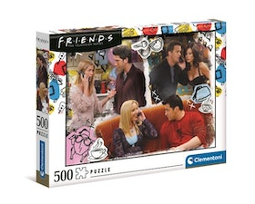 Clementoni High Quality Collection Friends (500-bitar)