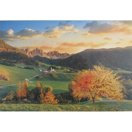 Clementoni High Quality Collection - The Alps (3000 bitar)