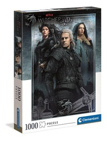 Clementoni High Quality Collection - Netflix The Witcher (1000 bitar)
