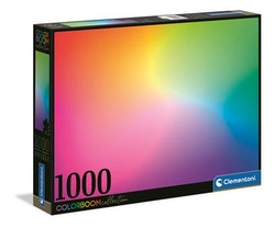 Clementoni High Quality Collection - Pure Colorboom (1000 bitar)
