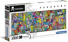 Clementoni High Quality Collection - Panorama Tokidoki (1000 bitar)
