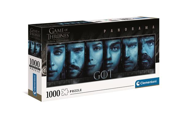 Clementoni High Quality Collection - Panorama Game of Thrones (1000 bitar)