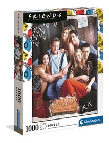 Clementoni High Quality Collection - Friends (1000 bitar)