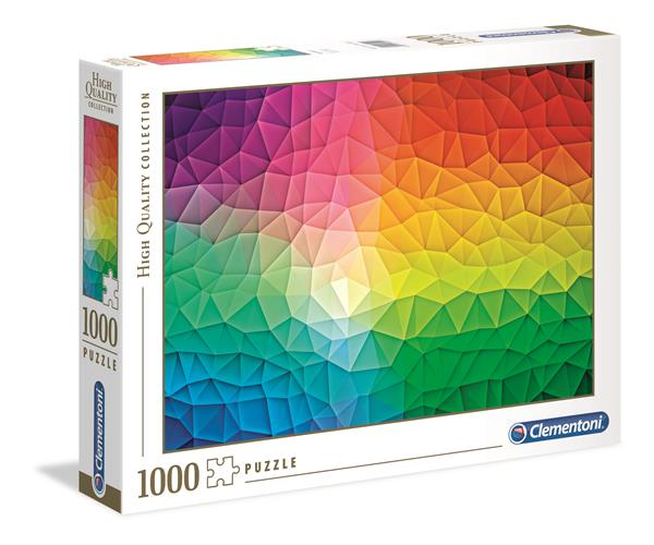 Clementoni High Quality Collection - Gradient (1000 bitar)