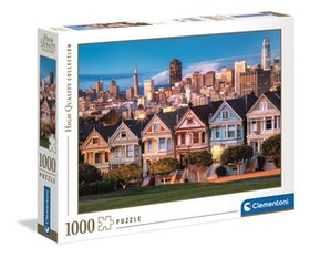 Clementoni High Quality Collection - Painted Ladies (1000 bitar)