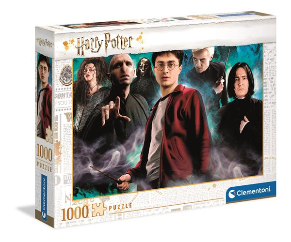Clementoni High Quality Collection - Harry Potter (1000 bitar)