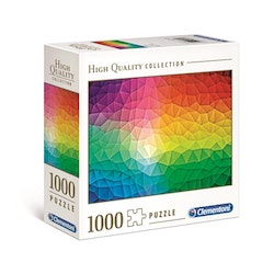 Clementoni High Quality Collection Square - Gradient (1000 bitar)