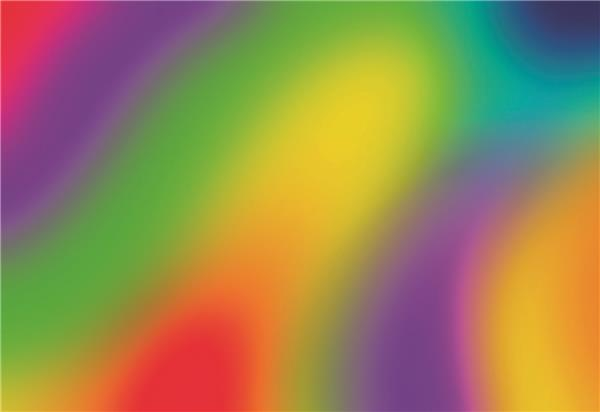 Clementoni High Quality Collection - Gradient Colorboom (2000 bitar)
