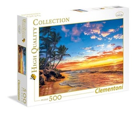 Clementoni High Quality Collection - Paradise Beach (500 bitar)