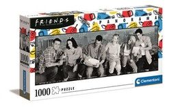 Clementoni High Quality Collection Panorama - Friends (1000 bitar)