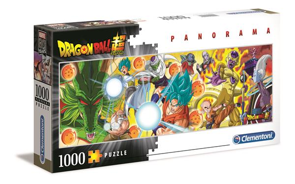 Clementoni High Quality Collection Panorama - Dragon Ball (1000 bitar)