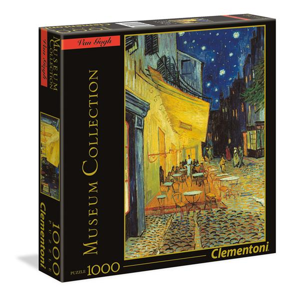 Clementoni High Quality Museum Collection Square - Great Muse (1000 bitar)
